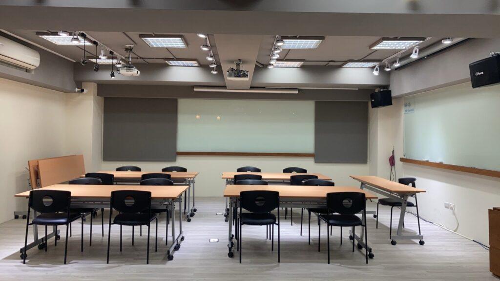 舒藏人文空間116 台北教室